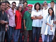 Prakash Jha teams up with Indian Ocean band for SATYAGRAHA