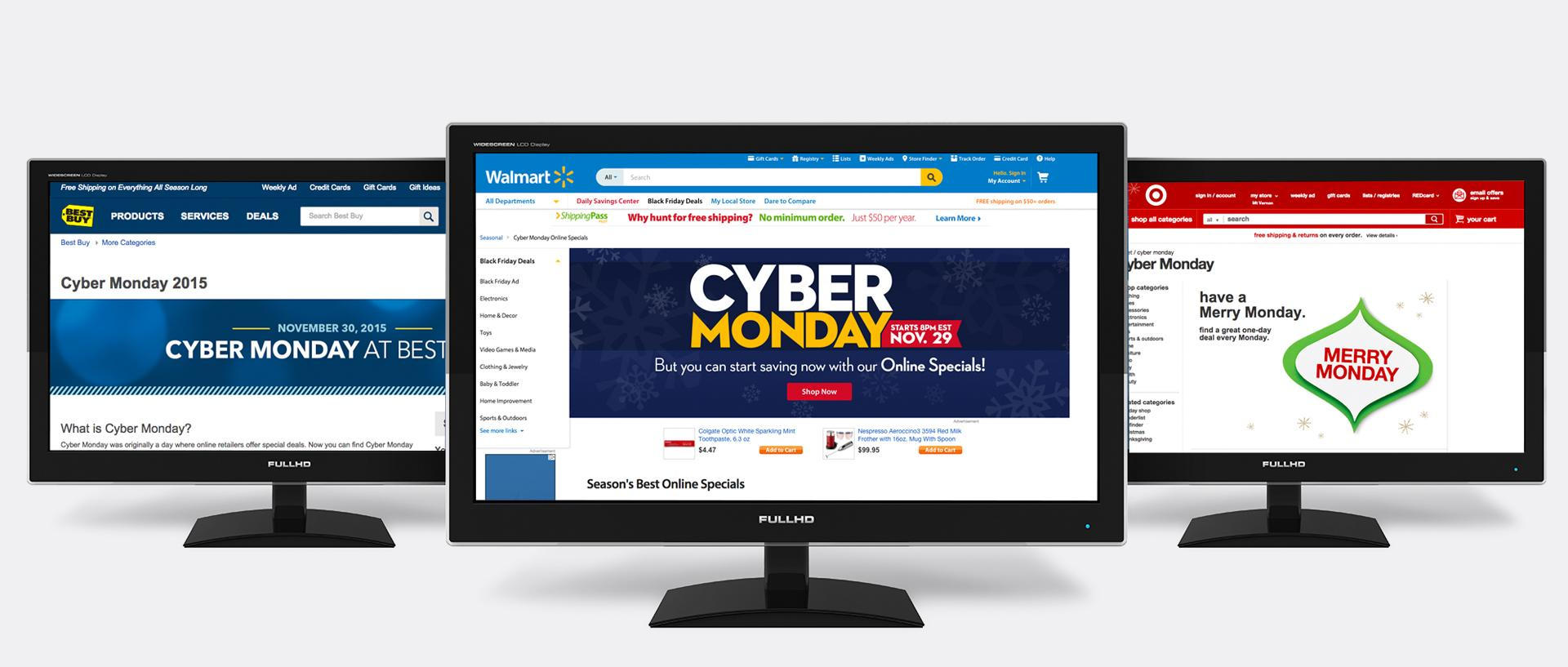 Top Cyber Monday Deals on Electronics