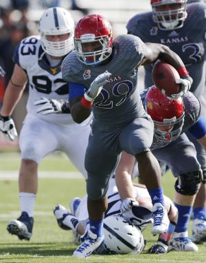 After Big 12 win, Kansas looks for 2 straight