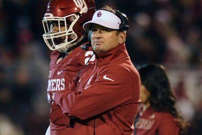 College Football Playoff rankings: Oklahoma leaps to No. 3 in new top 25