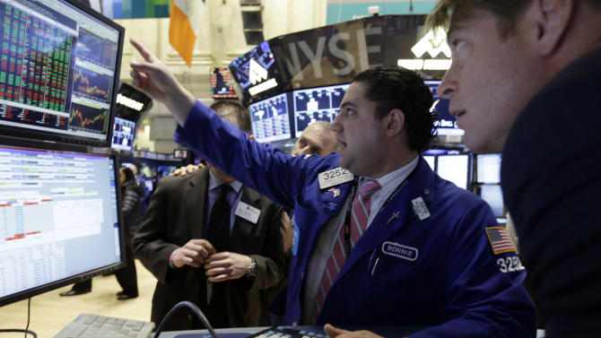 S&P 500 closes at a record high, beating '07 mark