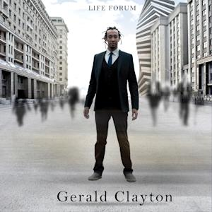 "This CD cover image released by Concord Jazz shows ""Life Forum,"" by Gerald Clayton. (AP Photo/Concord Jazz)"