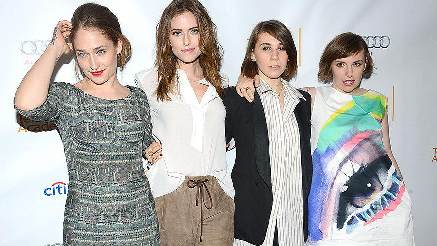 The Girls Cast Does SXSW - See Their Style Choices on POPSUGAR Live!