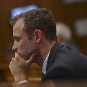 Analyst: Pistorius on Stumps at Time of Murder