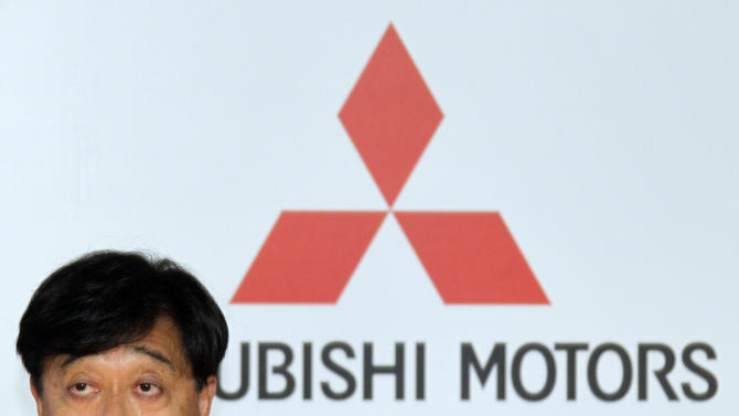Mitsubishi Motors Corp. President Osamu Masuko speaks during a press conference in Tokyo Thursday, Jan. 20, 2011. Masuko announced the Tokyo-based Japanese automaker plans to launch eight types of electric vehicles and plug-in hybrids by the fiscal year of 2015. (AP Photo/Koji Sasahara)