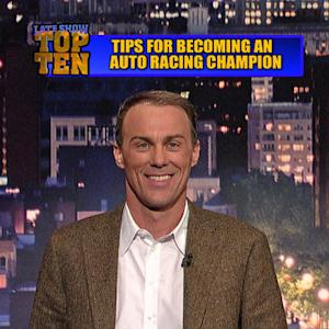 Preview: Top Ten Tips For Becoming An Auto Racing Champion presented by NASCAR Champ, Kevin Harvick