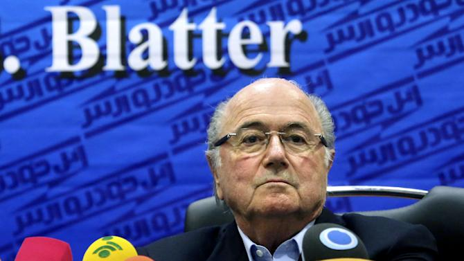 Blatter: Qatar World Cup should be Nov-Dec