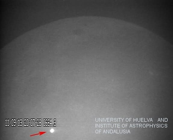 Record-Breaking Meteorite Crash on Moon Sparks Brightest Lunar Explosion Ever