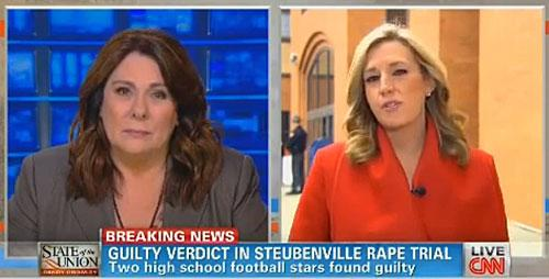 Is CNN Soft on Rapists? Steubenville Coverage Sparks Debate