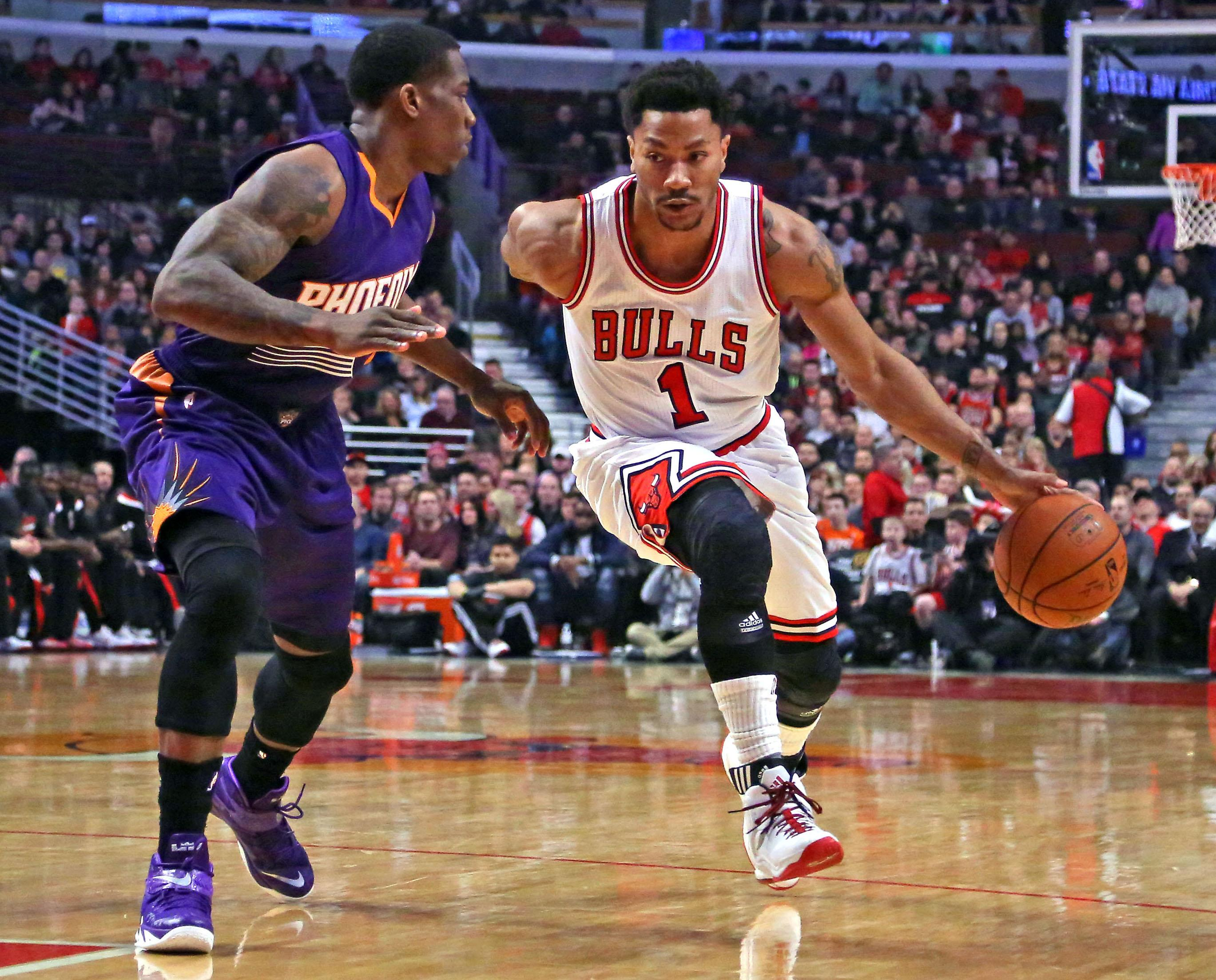 The 10-man rotation, starring Derrick Rose and what we're all missing again