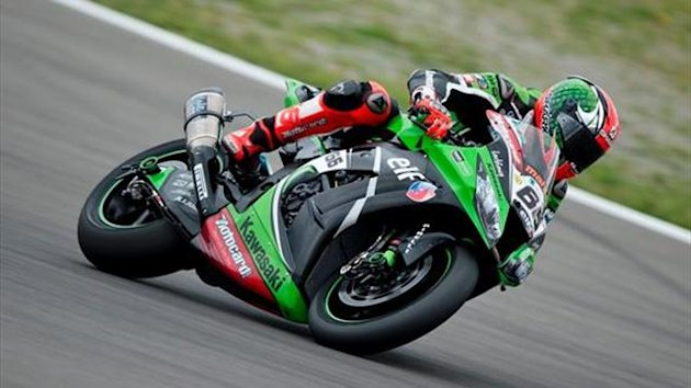 Nurburgring WSBK: Sykes takes win in red flagged race