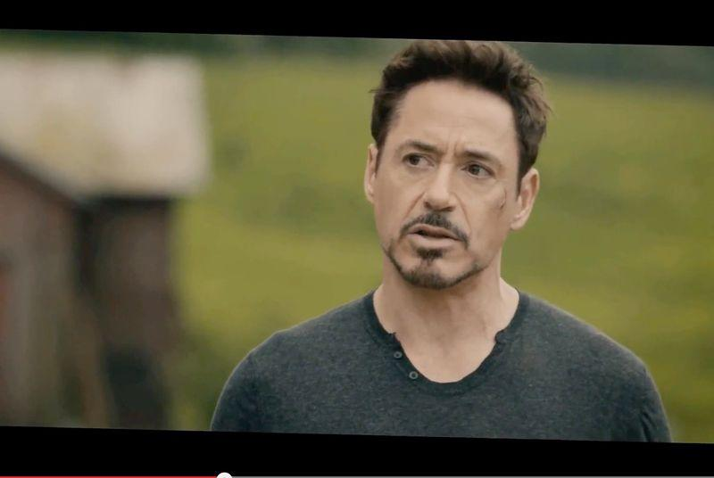 The new Avengers: Age of Ultron YouTube trailer was off to a bouncy start