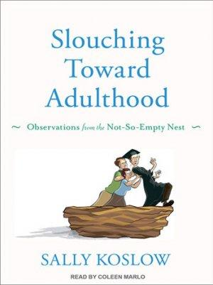 NBC Adapting Sally Koslow's 'Slouching Toward Adulthood'