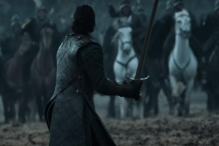 Bet you didn't notice this goofy error on the last 'Game of Thrones' episode