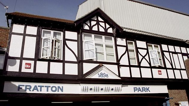 Portsmouth&#39;s Fratton Park
