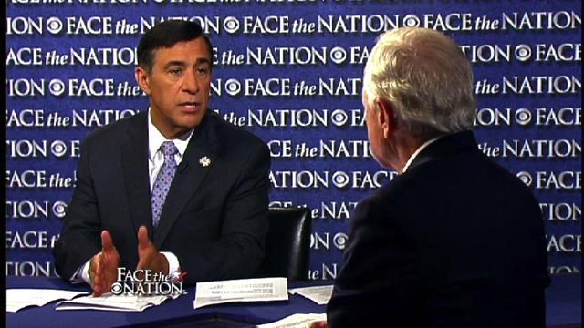 "Benghazi talking points a ""fatal error,"" says Issa"