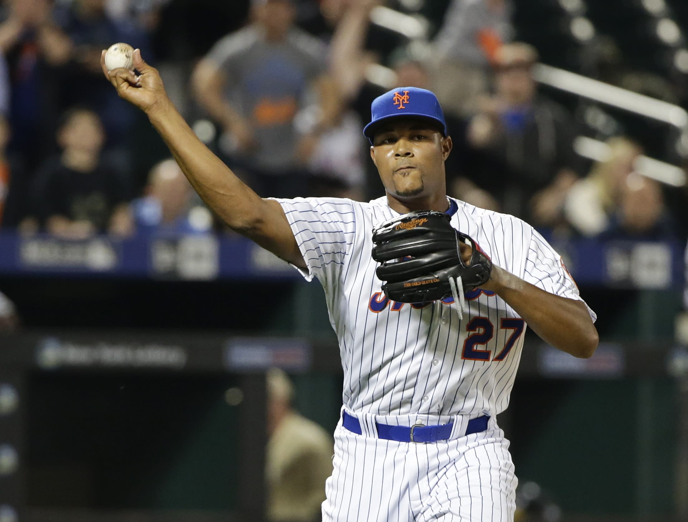 New Packed Citi: Mets off to fast start despite injuries