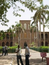 <p>Khartoum University. Khartoum has seen an outburst of social unrest in the past week, driven by rampant inflation and simmering discontent, with the regime determined to crush a movement led by Sudanese students that has strong historical resonance.</p>