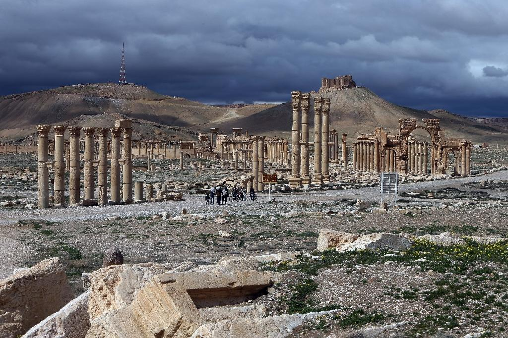Cultural heritage a victim of conflict