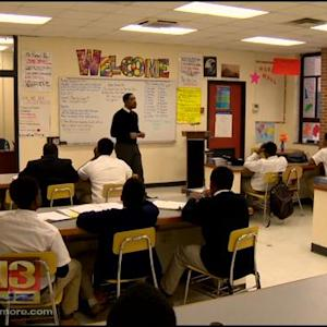 Baltimore's Only All-Male Charter Middle/High School In Danger Of Shutting Down