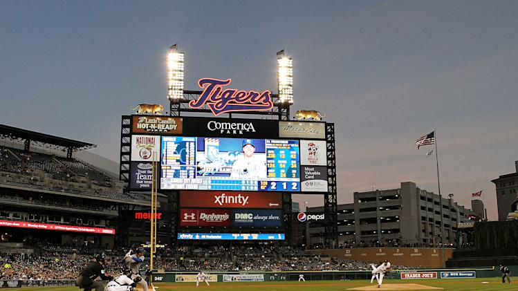 Kansas City Royals v Detroit Tigers