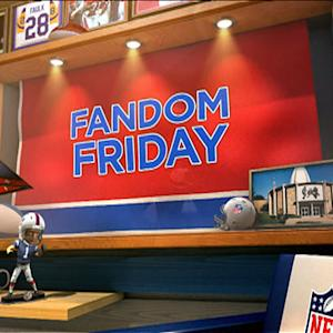 Fandom Friday: Draft edition