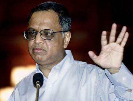 Infosys founder to head India panel on startup funding platform