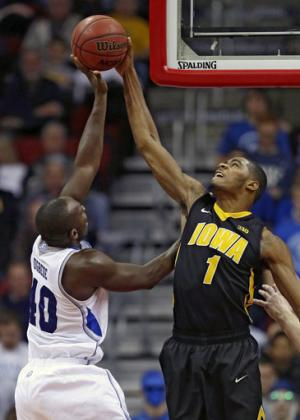 No. 23 Iowa beats Drake 83-66