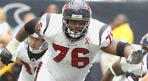 Texans reach agreement with OLT Brown