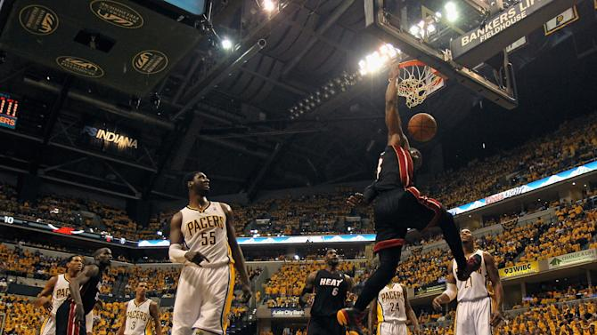 Miami Heat v Indiana Pacers - Game Six