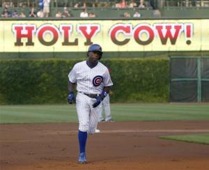 Soriano leads Cubs' barrage in 7-2 win over Angels