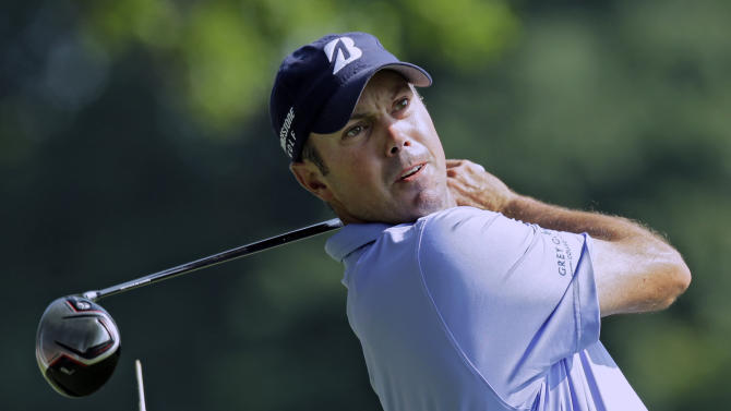 Matt Kuchar withdraws from PGA with bad back