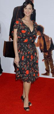 Catherine Bell at the Los Angeles premiere of Columbia Pictures' The Pursuit of Happyness