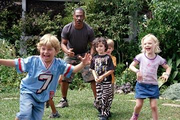 Eddie Murphy in Columbia's Daddy Day Care