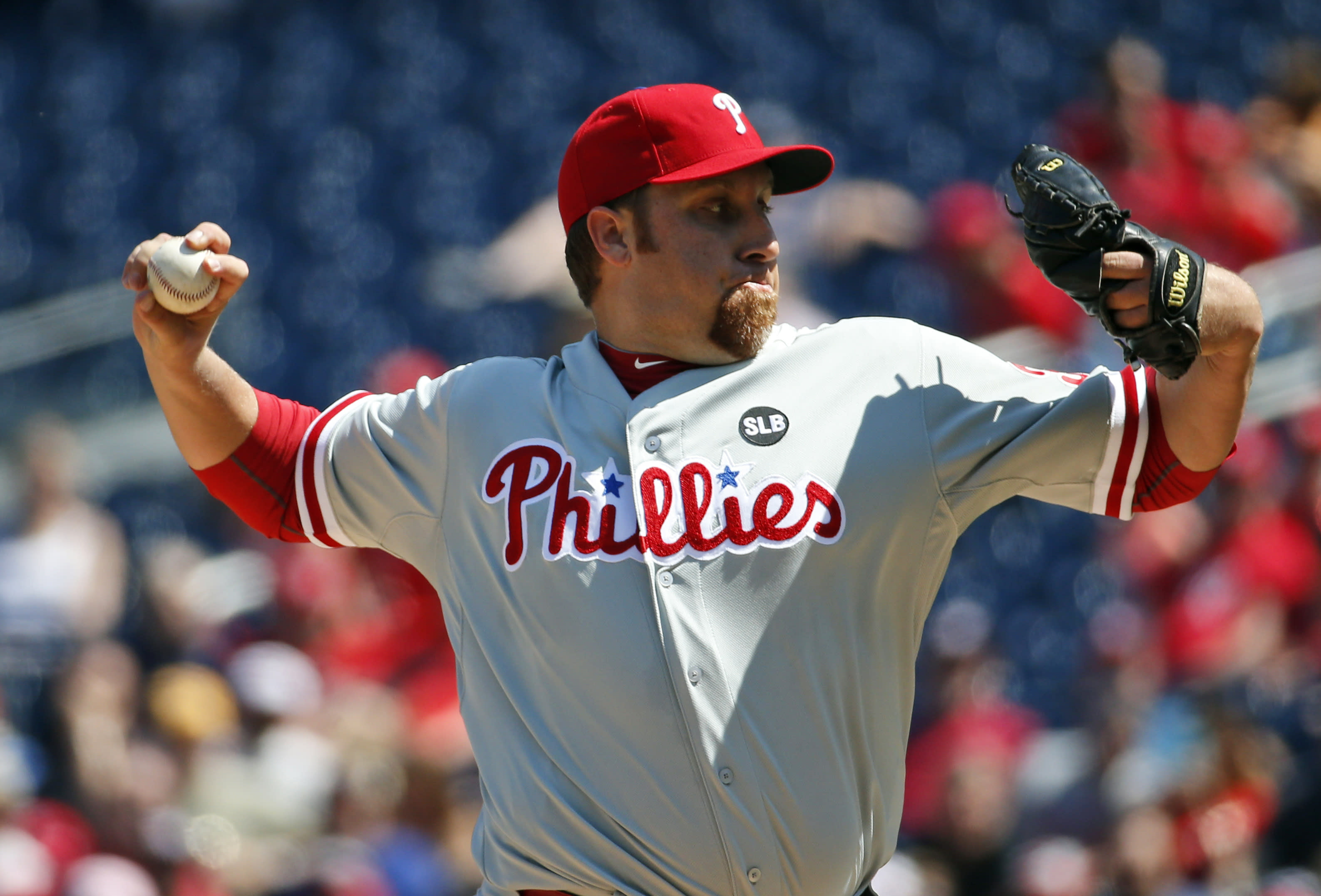 Phillies snap 6-game skid, defeat Nationals 5-3