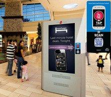 Adspace Digital Mall Network Partners With Blue Bite To Add NFC Interactivity In 140 Malls