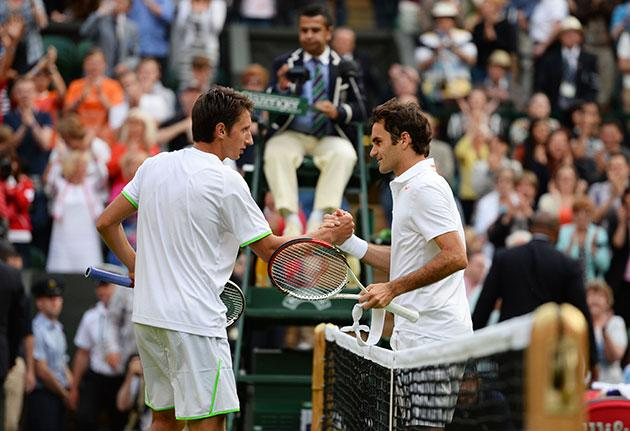 Roger Federer loses in yet another stunning Wimbledon upset