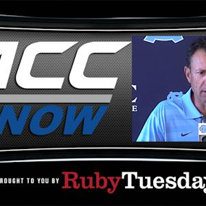 Tar Heels Still Unsettled at QB | ACC Now