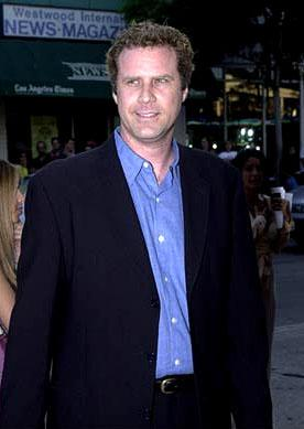 Will Ferrell at the Westwood premiere of Dimension's Jay and Silent Bob Strike Back