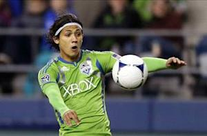 Seattle Sounders' Fredy Montero heads to Millonarios