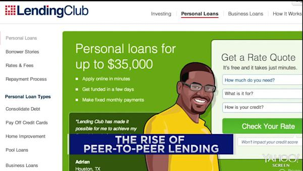 Lending Tree plans to go public | Watch the video - Yahoo Finance