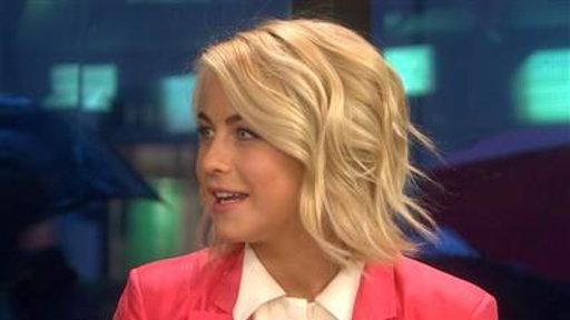 Julianne Hough Talks 'Challenging' 'Safe Haven' Role