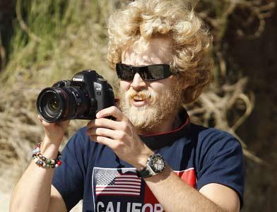 pst Spencer Pratt Shoots