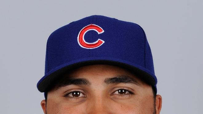 Dioner Navarro Baseball Headshot Photo