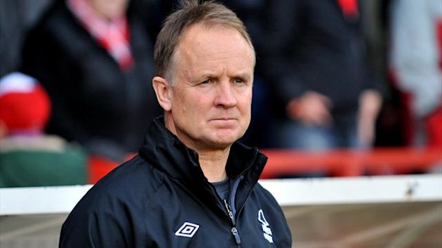 Nottingham Forest manager Sean O'Driscoll