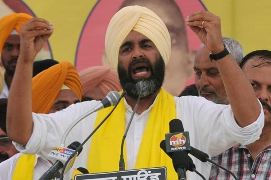 Former finance minister and People's Party of Punjab (PPP) president Manpreet Singh Badal, who broke away from his uncle, Chief Minister Parkash Singh Badal, in October 2010 to chart his own political