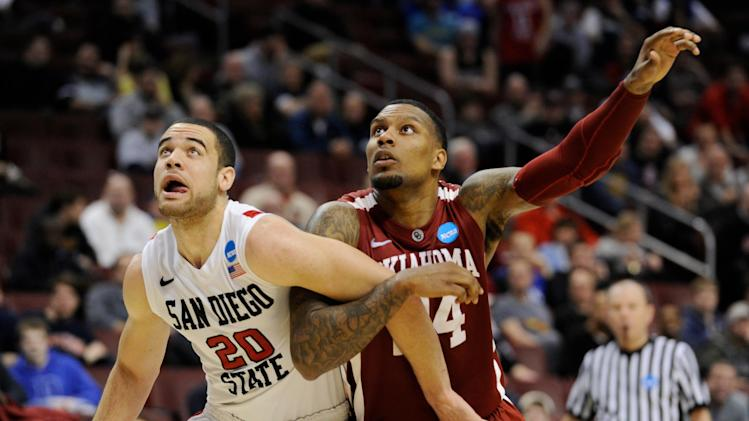 NCAA Basketball: NCAA Tournament-Oklahoma vs San Diego State