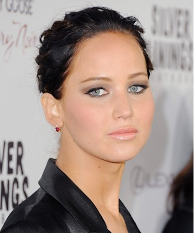 Jennifer Lawrence arrives at the Los Angeles Premiere &#39;Silver Linings Playbook&#39; at the Academy of Motion Picture Arts and Sciences on November 19, 2012 in Beverly Hills -- FilmMagic
