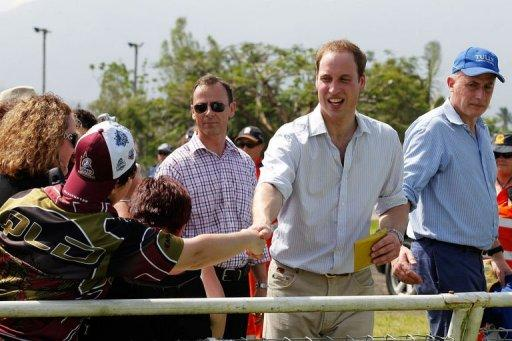 prince william tully. previous Prince William meets