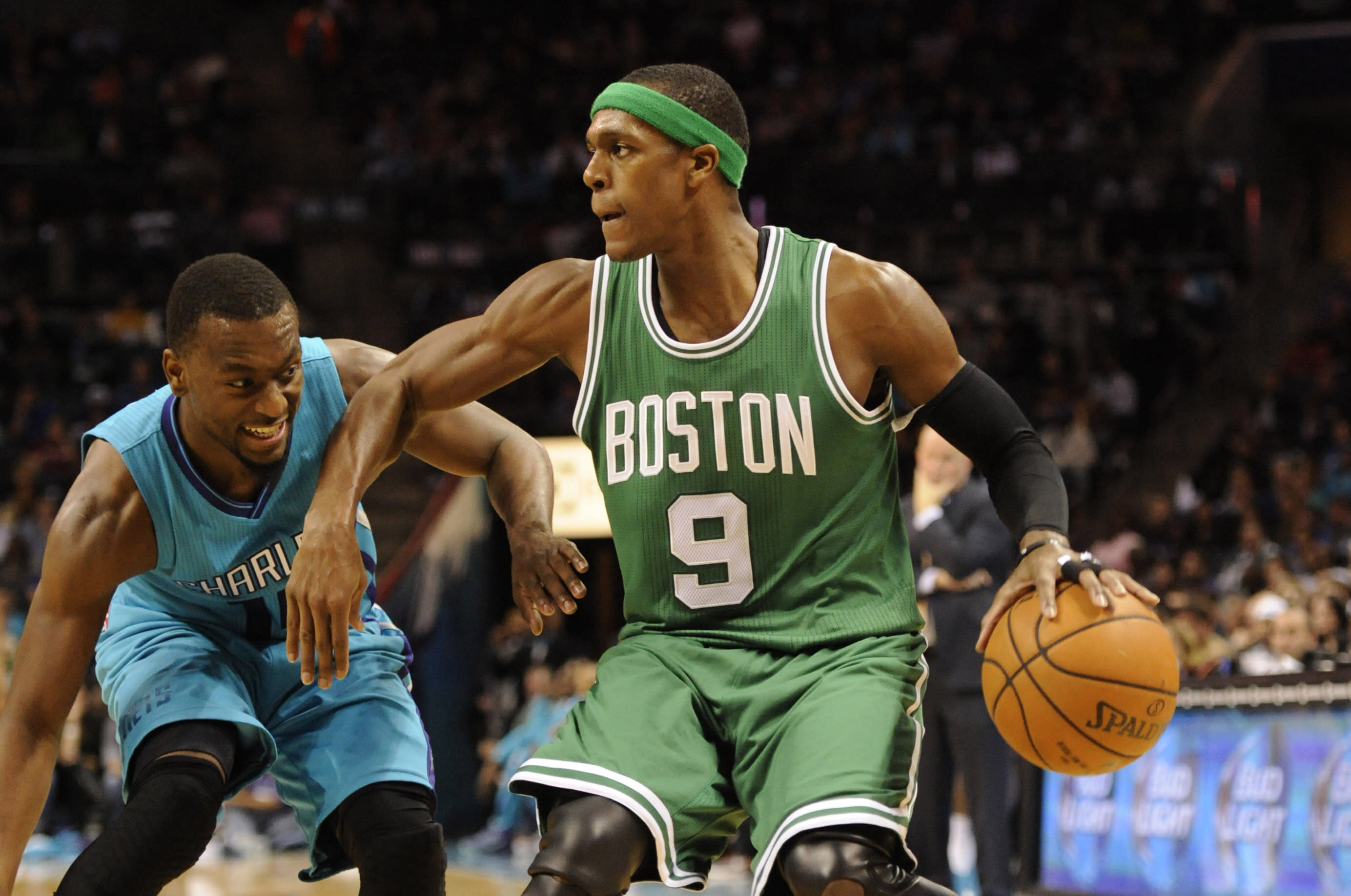 Kendrick Perkins: Rajon Rondo wanted out of Boston